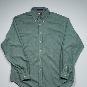 Tommy Hilfiger Casual Button Down Shirt